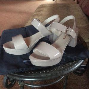 Like new Prada platform sandals